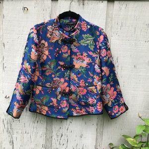 Zara Trafaluc Outwear Oriental Kimono Jacket  🧥